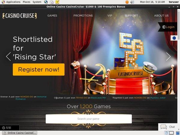 Casino Cruise Deals