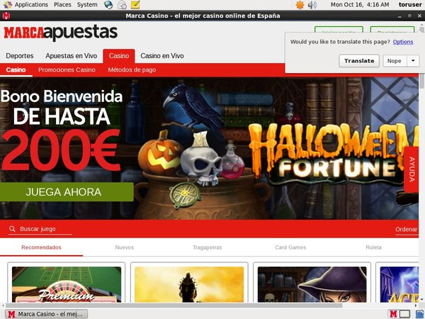 Marca Apuestas Offer Code