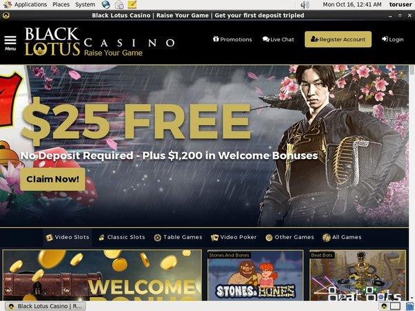 Black Lotus Casino Kostenlos Spielen