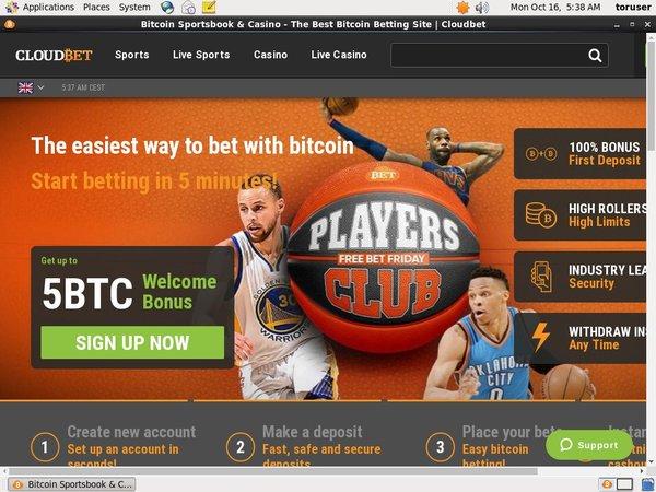 Cloud Bet Paypal Deposit