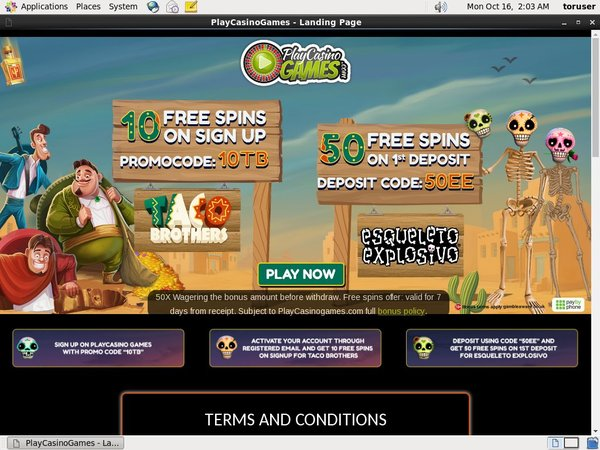 Playcasinogames Add Money