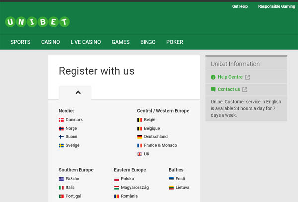 Unibet For Iphone