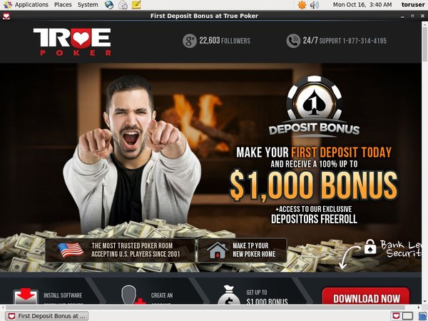 Is True Poker Real