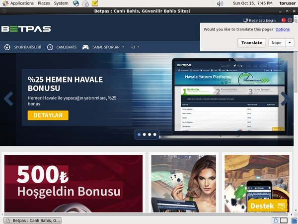 Betpas Vip Account