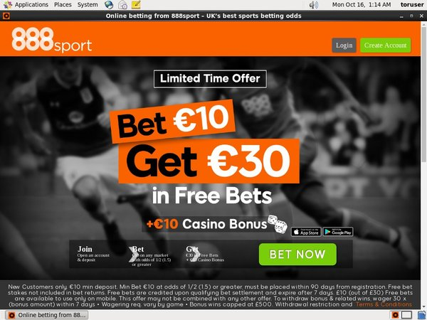 888sport Gambling Sites
