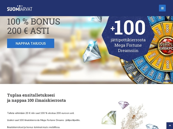 Suomiarvat Minimum Deposit