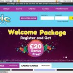 Epic Bingo Online Casino Offers