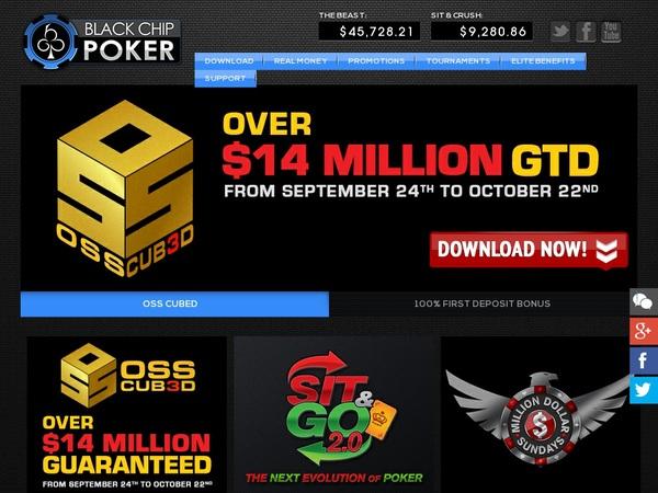 Blackchippoker Casino På Nett