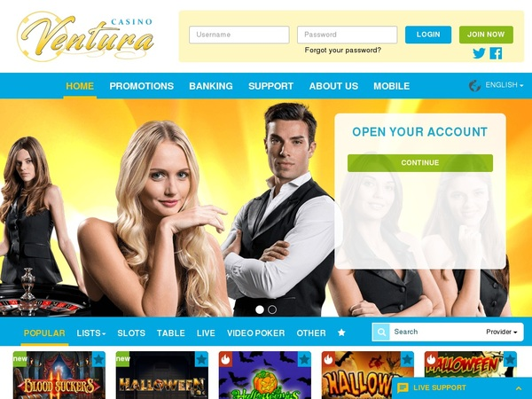 Casinoventura Match Deposit