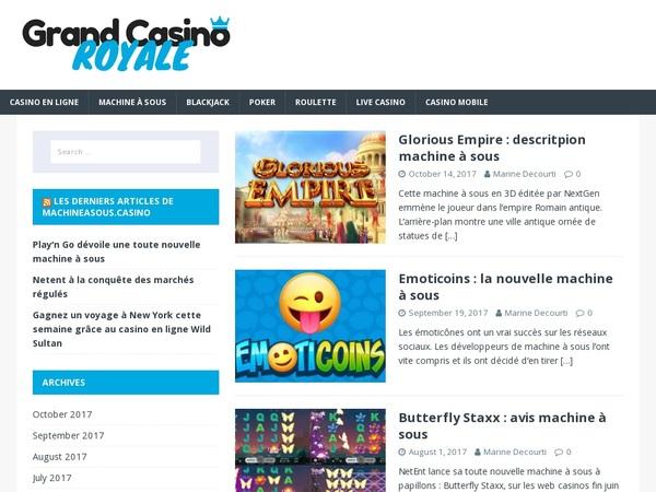 Grand Casino Royale Denmark