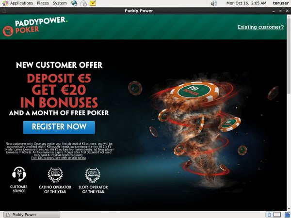 Paddypower Vip Program