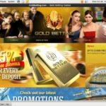 Gold Betting Minimum Bet