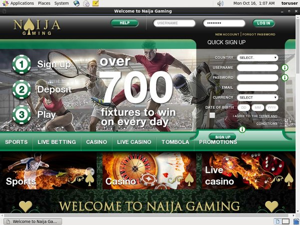 Naija Gaming No Limit