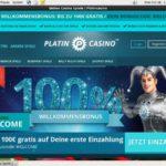 Platin Casino Paybill