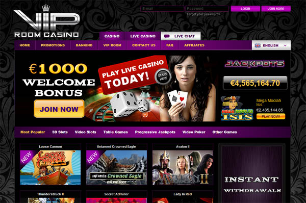 Viproom Pounds No Deposit