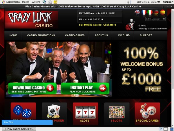 Casino Luck Casino Poker Rewards