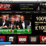 Crazyluckcasino How To Register