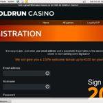 Goldrun Spins